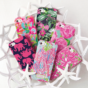 Lilly Pulitzer Phone Cases from She Rides I Pay
